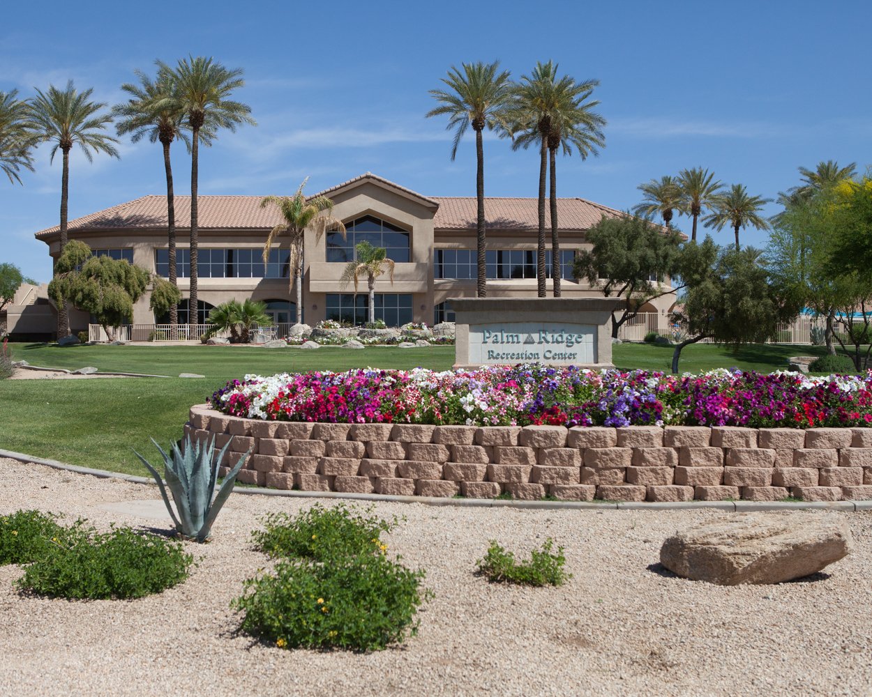 Palm Ridge recreation center, Sun City West